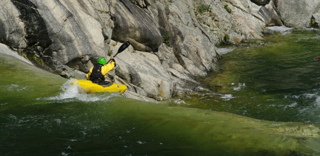 Ecole Canoe Kayak Robin Plein Air