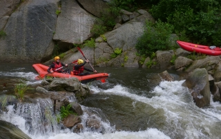 Canoe et kayak Gonflable Robin plein air