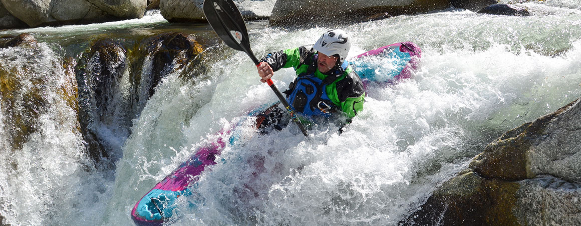 Kayak water style consult